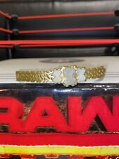WWE MILLION DOLLAR CHAMPIONSHIP BELT ELITE MATTEL WRESTLING FIGURE ACCESSORY