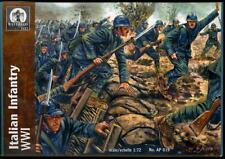 Waterloo 1815 Miniatures 1/72 ITALIAN WORLD WAR I INFANTRY Figure Set