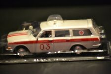 GAZ-24-03 Volga (GAZ-24 Ambulance Wagon) 1975 USSR in scale 1/43