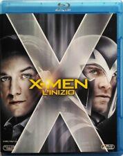 Blu-ray X-Men - La'inizio Dvd) por Mateo Vaughn 2011 Usado