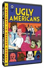 NEW - Ugly Americans 1