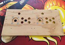 Mortal Kombat 1 Arcade Wood Control Panel MK1 NOS CPO