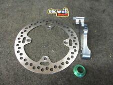 Honda CR250 1995 Superlite HRC style rear brake caliper carrier + disc CR5904