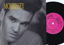 Morrissey ORIG UK PS 45 Ouija board EX '89 HMV POP1622 Alt Rock Smiths