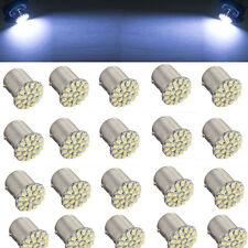 20x1156 BA15S P21W 1129 1206 22-SMD LED Tail Signal Light car Lamp white Bulb US
