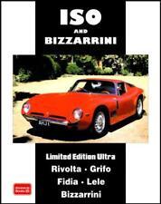 ISO y bizzarrini Edición Limitada Ultra (Brooklands Books ROAD Tests SERIE A