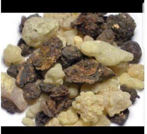 High Quality Frankincense and Myrrh Granular Resin Incense Rock .