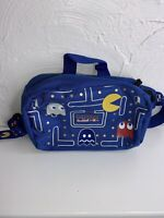 NEW Pac Man Red Bull Collectible Fanny Pack Blue