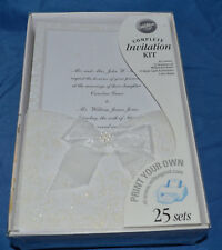 Wilton Invitation Kit