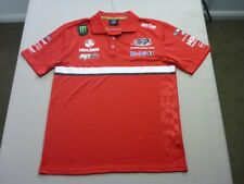 127 MENS NWOT HOLDEN RACING TEAM OFFICIAL RED / WHT S/S POLO SZE SML $80 RRP.