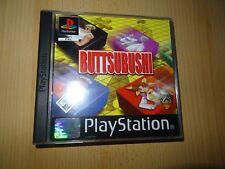 Sony Playstation 1 ps1 Version Pal Buttsubushi