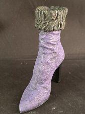 "Just The Right Shoe, ""Purple Dream"" 1999, Item 25037"