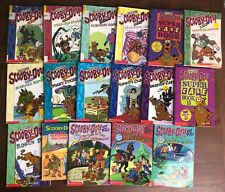Lot 17 SCOOBY-DOO! chapter books Clue the books