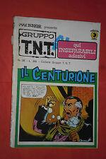 ALAN FORD-1° serie GRUPPO TNT ORIGINALI- N°36 d COMPLETO ADESIVI ANCORA ATTACCAT
