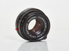 LEICA SUMMICRON-C 40mm f/2 Lens (M-Mount)