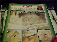Donna Dewberry One Stroke Book Cottage Decor Decorative Paint+ 2 Scruffy Brushes