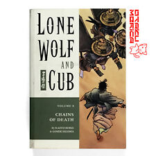 Lone Wolf & Cub Volume 8 - by Kazuo Koike & Goseki Kojima - Manga (English)