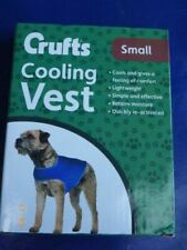 Crufts Small Dog Cooling Vests X 2