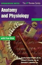 Anatomy and Physiology (Book with Diskette) (Springhouse Notes)