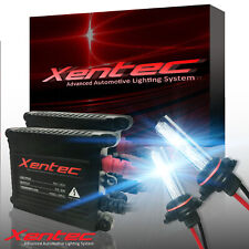 Xentec Xenon Light HID Kit H1 6000K Headlight Low Beam VS LED 30000 Lumens 35W