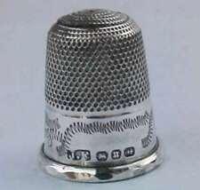 Antique James Fenton Solid Silver Birmingham 1894
