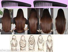 Tourmalin Kamm mit 5 Gesundheitsfunktionen für langes Haar neu