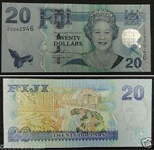 Fiji Banknote 20 Dollars UNC