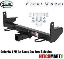 FRONT MOUNT HITCH FOR 2004-2012 CHEVY COLORADO, GMC CANYON  Except Z-71's  31221
