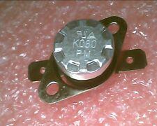 Thermostat:KSD301-K080 80ºC : 176ºF : N.O. NO:Temperature:BiMetal Switch