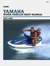 CLYMER SERVICE MANUAL W806 YAMAHA SJ650 SJ700 SJ700A SJ
