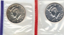 1998 P+D KENNEDY HALF UNCIRCULATED STILL IN MINT CELLO L@@K