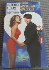 """So I Married an Axe Murderer"" VHS Brand New Factory Sealed 1994, CC"