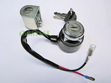 Set Honda CB125S SL125 CL125 S CB100 CL100 SL100 Ignition Switch + Steering Lock