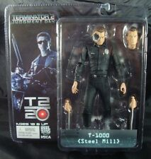 TERMINATOR-T-1000-ROBERT PATRICK-STILL MILL SCENE-JUDGEMENT DAY-HOLE IN HEAD-NEW