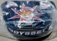 """NEW Odyssey Limited Edition """"Lights Out"""" Magnetic Mallet Putter Head Cover"""