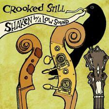 CROOKED STILL - SHAKEN BY A LOW SOUND VINYL LP NEW WITH BONUS LIVE CD
