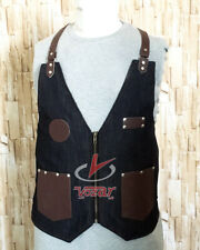 Professional Hairdressing Barber Vest with  pockets, premium quality
