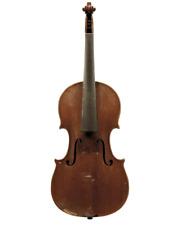 Homolka violin