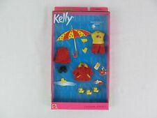 Kelly Fashion Avenue Rainy Day Play 2001 Hat Jacket Ducky Clothing Barbie