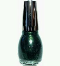 "Sinful Shine with Gel Tech Nail Polish #1237 ""Amazonian"" New, green shimmer"