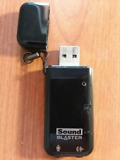 Sound Blaster X-Fi Go! Pro Portable USB Sound Card by Creative Labs