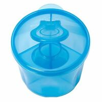 Dr Browns Options Milk Powder Formula Dispenser 3 Compartments Blue
