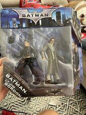 New Dc Universe Batman Begins Legacy Edition Prototype Batman & Jim Gordon 2011