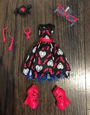 Monster High Doll Clothing, Shoes & Accessories For Ghoulia Yelps