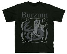 1BURZUM cd lgo SERPENT SLAYER Official SHIRT XL New det som hvis filosofem aske