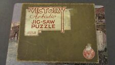 """VICTORY JIGSAW PUZZLE """"THE OLD BRIDGE"""""""
