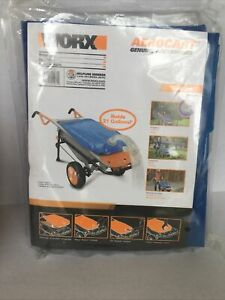 NEW WORX WATER BAG WA0229 FOR WORX AEROCART GARDEN CART HOLDS 21 GALLONS