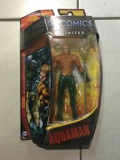 NEW AQUAMAN DC COMIC HERO ACTION FIGURE MOVIE COLLECTABLE MINT CONDITION