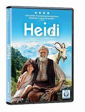 Heidi (DVD, Canadian, Region 1, 2016, French & English included)