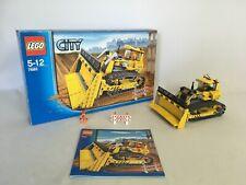 dans sa boîte scellée Boîte d/'origine jamais ouverte 66521 60073 60075 LEGO ® City 60074 Bulldozer Nouveau neuf dans sa boîte NEW En parfait état